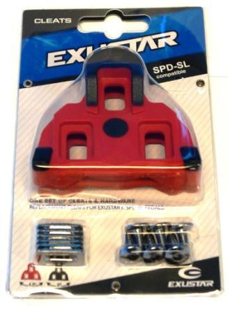 Exustar Cleats Shimano SPD compatible