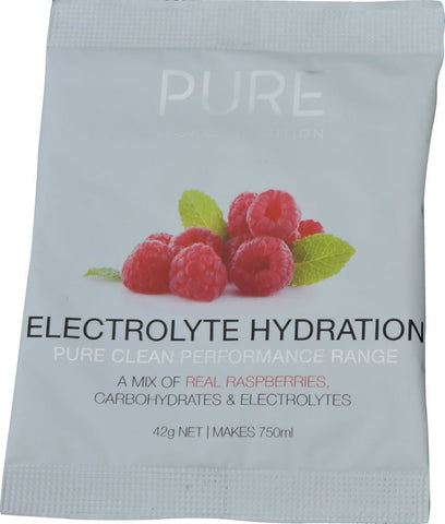 Pure Sports Nutrition Endurance Hydration Sachets