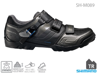 Shimano Shoes M089 Black