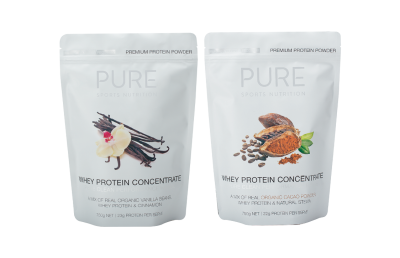 PURE Whey Protein Concentrate 750g Pouch