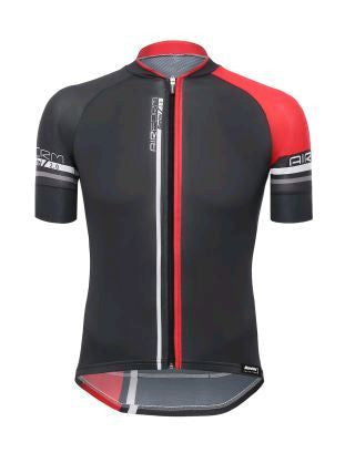 Santini Airform 2.0 S/S Jersey Red Small