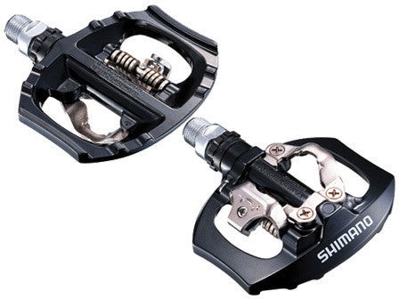 PD-A530 SPD Pedals Road Touring Black