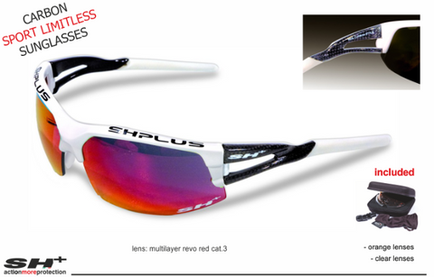 SH+ RG 4720 Carbon Glasses