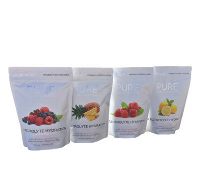 Pure Sports Nutrition Electrolyte Hydration