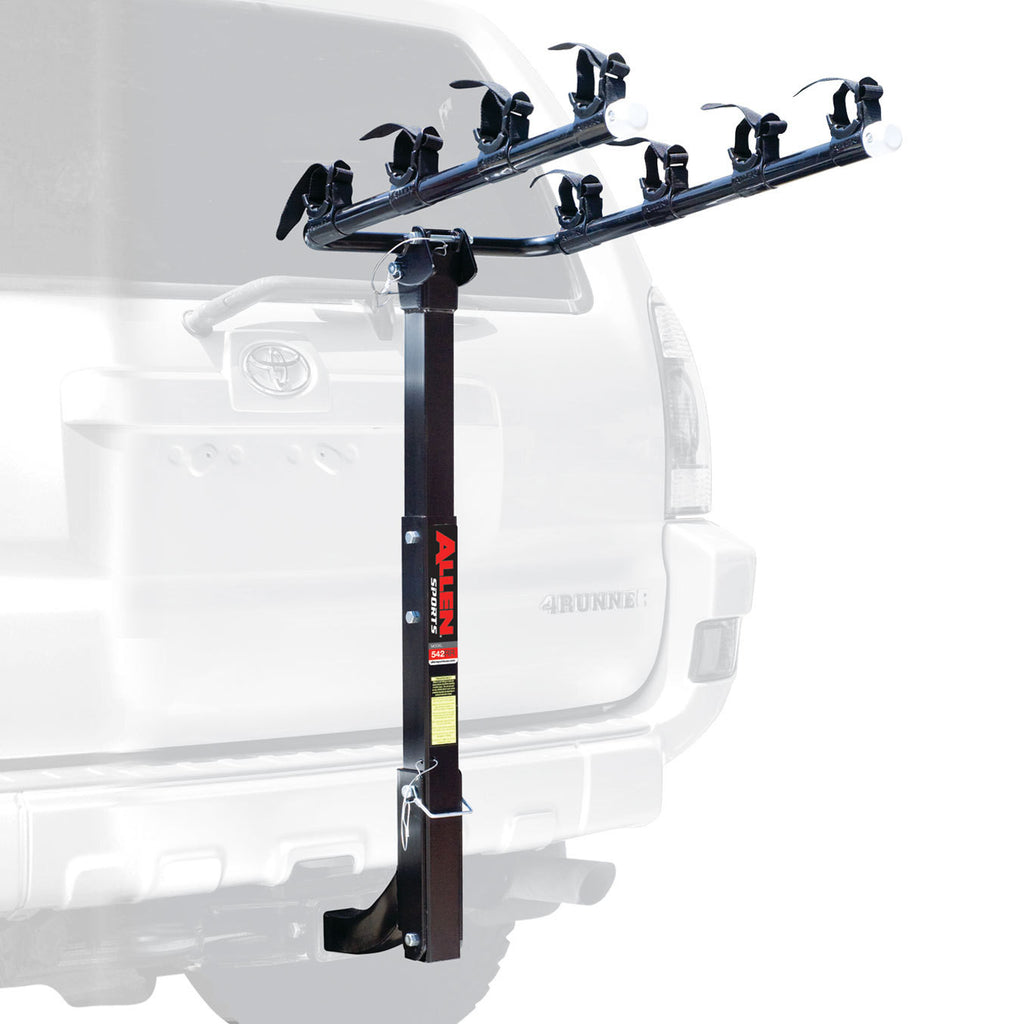 Allen 542RR Deluxe Hitch Carrier 4 Bike