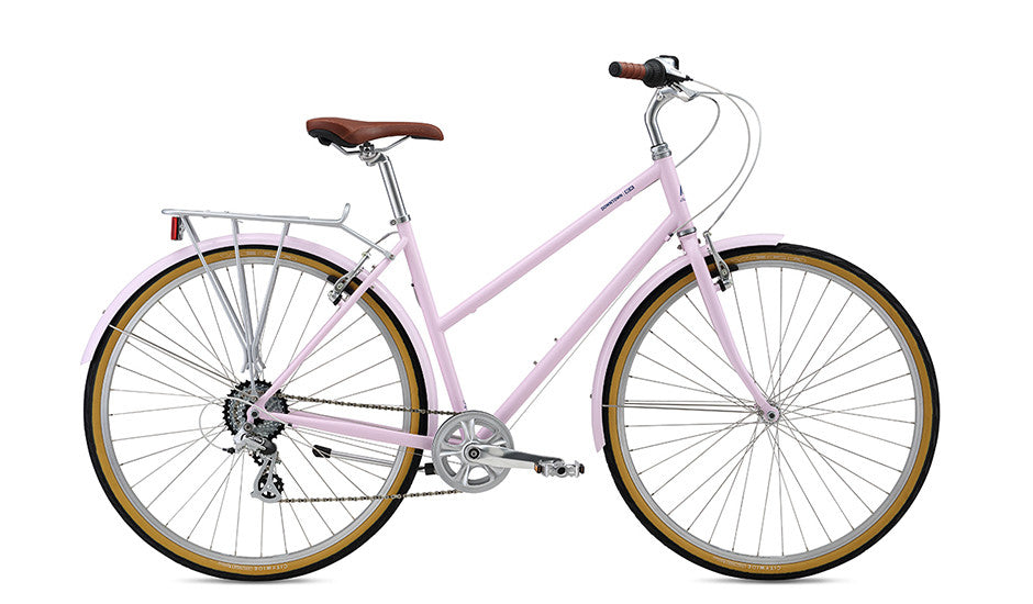 Breezer Downtown EX 16 Light Pink ST 46cm