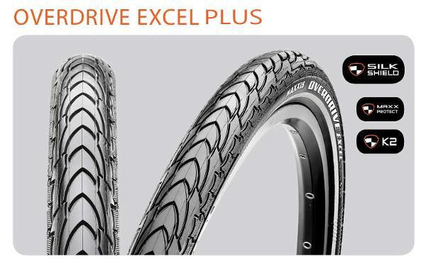 Maxxis Tyre Overdrive Excel Plus700 x 35