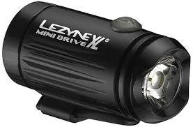 Lezyne Mini Drive XL 250 Lumen Black