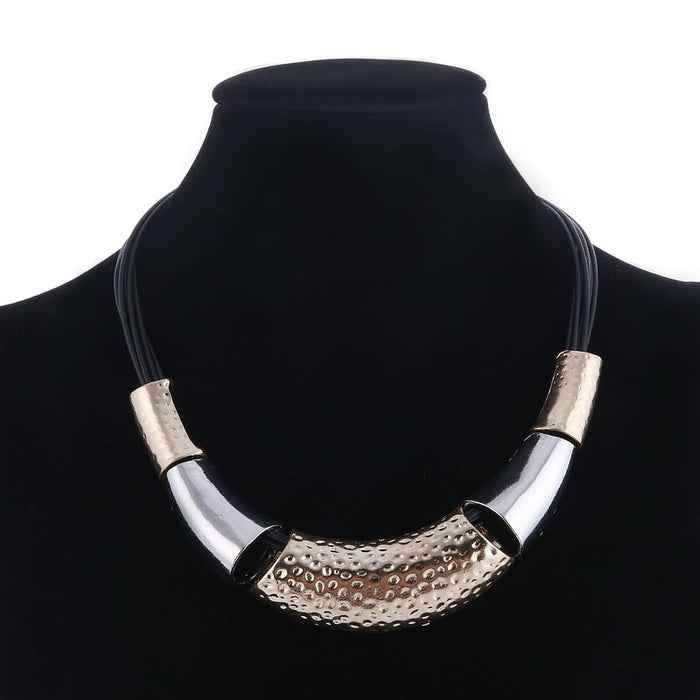Collares ropes statement necklaces & pendants