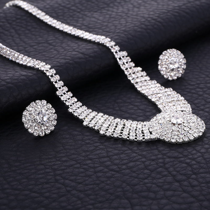 Diamante Crystal Rhinestone Set