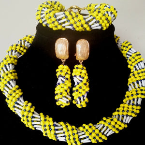 Akoko Twists Beads Set