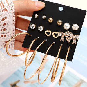 TiFranca 10-pack earrings