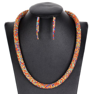 TiFranca Galaxy Crystals Set