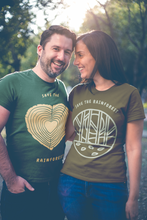 Load image into Gallery viewer, Show Your Love for the Amazon Rain Forest / Unisex Short-Sleeve T-Shirt