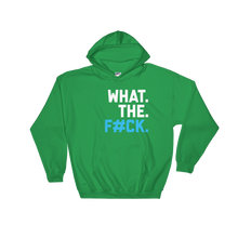 Load image into Gallery viewer, WTF / Unisex Hooded Sweatshirt