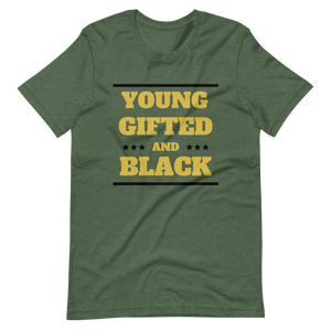 YGB (GLD) / Unisex Short-Sleeve T-Shirt