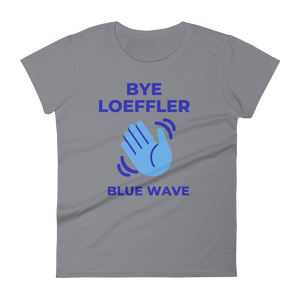BYE LOEFFLER / Women's Short Sleeve T-shirt