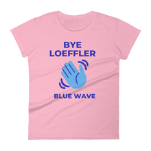 Load image into Gallery viewer, BYE LOEFFLER / Women's Short Sleeve T-shirt