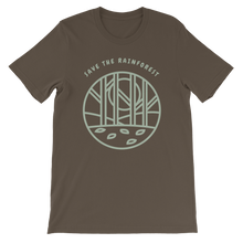Load image into Gallery viewer, Help Save the Amazon Rain Forest / Short-Sleeve Unisex T-Shirt