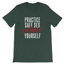 Load image into Gallery viewer, Practice Safe Sex / Unisex Short-Sleeve T-Shirt