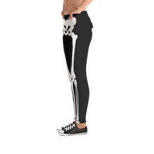 Load image into Gallery viewer, Women's Skeleton Leggings