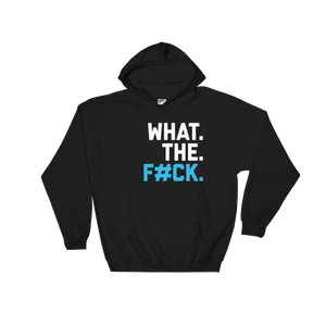 WTF / Unisex Hooded Sweatshirt