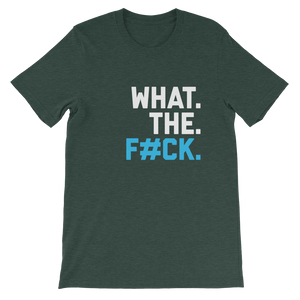 WTF / Unisex Short-Sleeve T-Shirt