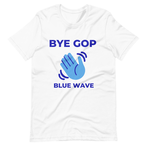 BYE GOP / Unisex Short-Sleeve T-Shirt