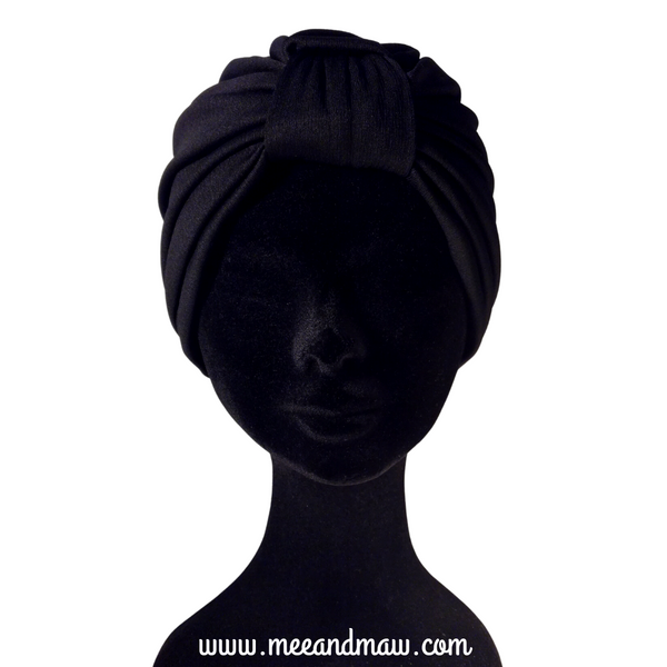 Curlsaver-curly turban