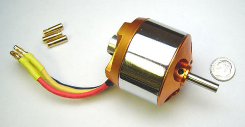 BP A4130-8 - Brushless Outrunner Motor