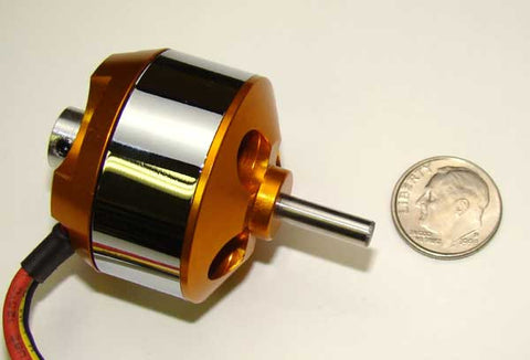 BP A2810-9 - Brushless Outrunner Motor