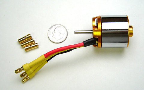 BP H2217-4 - Brushless Outrunner Motor for Helis