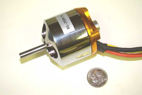 BP U3520-6- Brushless Outrunner Motor