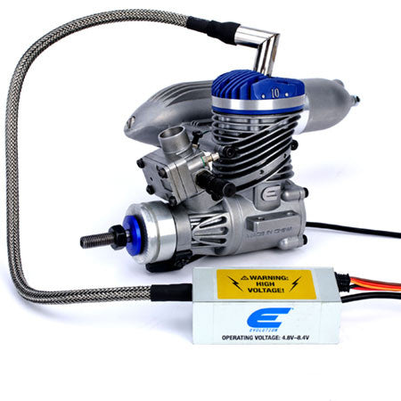 Evolution 10GX 10cc (.60 cu. in.) Gas Engine by  Engines