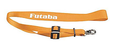 Futaba Orange Transmitter Neck Strap