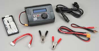 Hitec X1 MF Multi-Function AC/DC Charger
