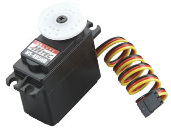 Hitec HS-485HB Deluxe HD BB Karbonite Gear Servo