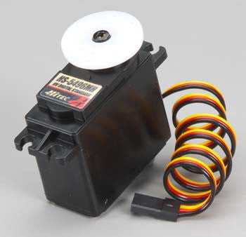 Hitec HS-5496MH Digital High-Voltage Metal Gear Servo