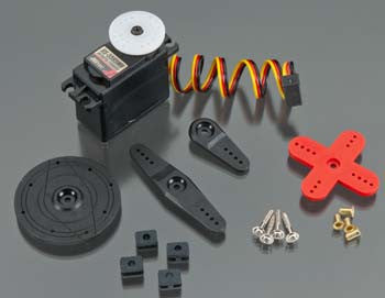 Hitec HS-5565MH Coreless High-Speed Metal Gear Servo