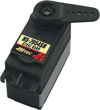 Hitec HS-7954SH High-Voltage Ultra-Torque Dual BB