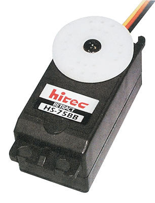 Hitec HS-77BB Low-Profile Ball Bearing Servo Universal connector
