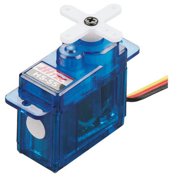 Hitec  HS-55 Economy Feather Sub Micro Servo