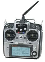 Futaba 10CAG 10Ch 2.4GHz Integrated Air Radio Mode 2