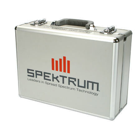 Spektrum Deluxe Transmitter Case, Aircraft - Discountinued