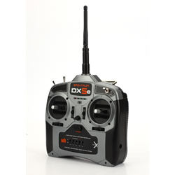 Spektrum DX5e DSMX 5 Channel TX only Mode 2