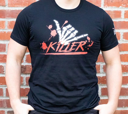 Killer Shaka Short-Sleeve Unisex T-Shirt