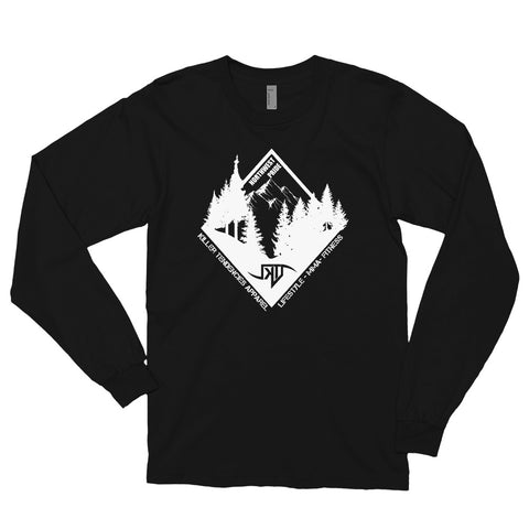 Northwest Pride - Long sleeve Unisex t-shirt