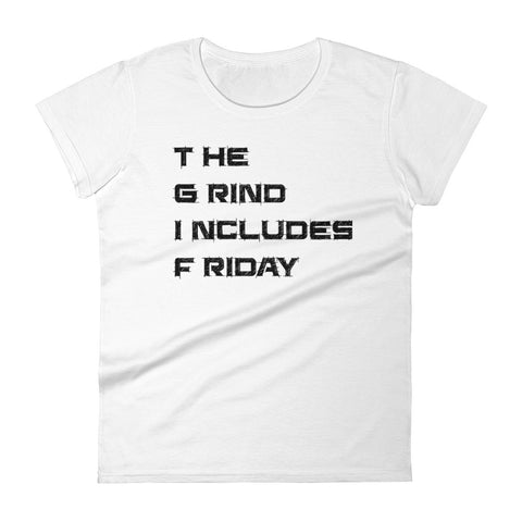 """TGIF ""- Women's short sleeve t-shirt"