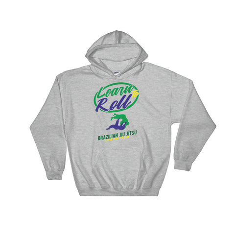 Learn To Roll - Hooded Sweatshirt