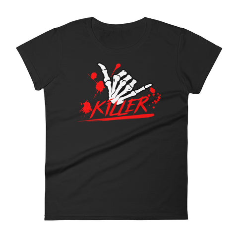 Killer Shaka Women's short sleeve t-shirt